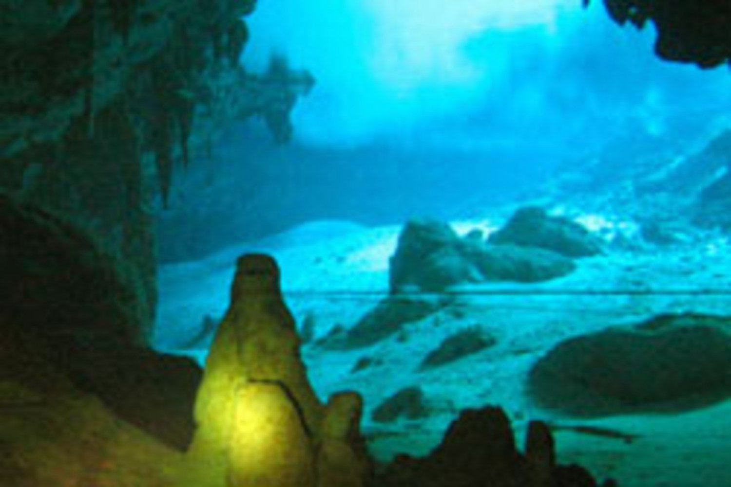 Cenotes & Cavern Diving Tour