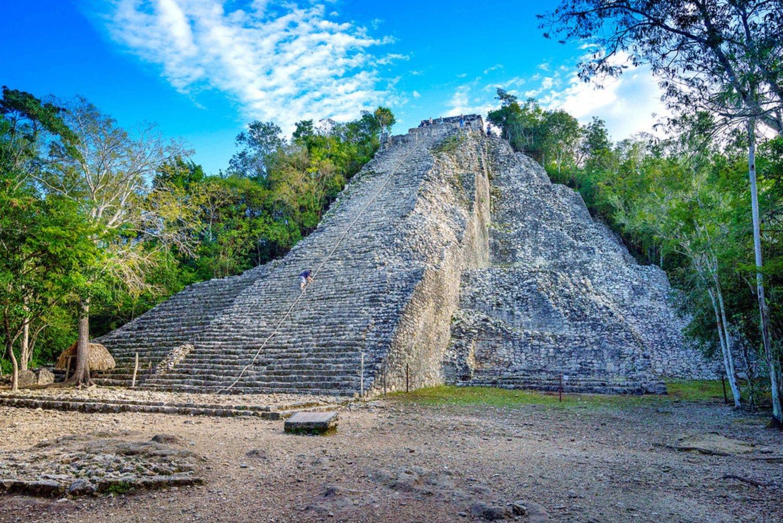 Coba Express Tour from Cancun and Riviera Maya