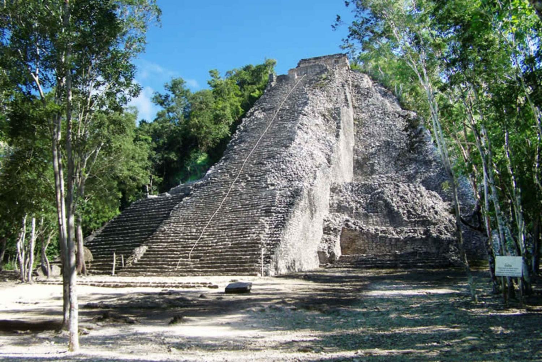 Coba Mayan Treasure Tour
