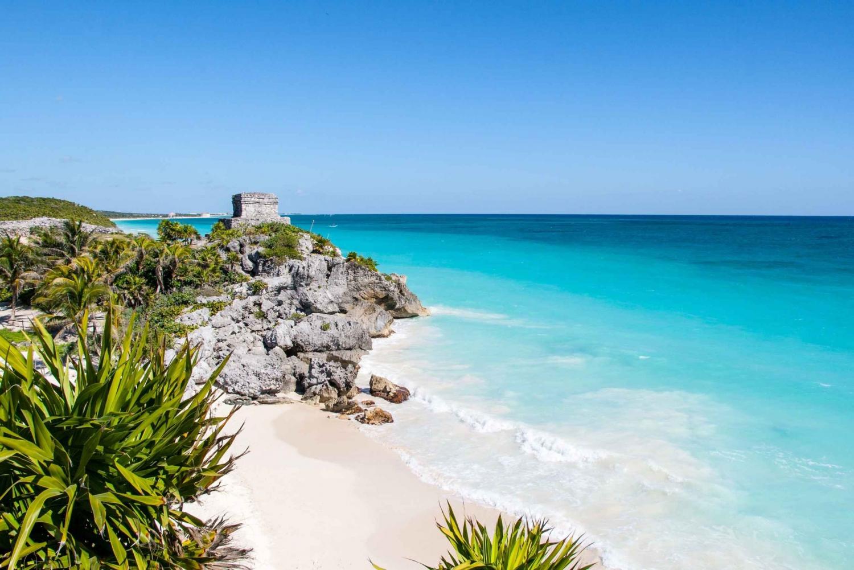 Coba & Tulum Mayan Ruins Discovery Combo Tour