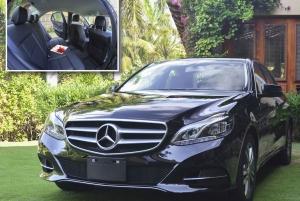 Concierge Private Luxury Car Service (1-3) Cancun 1 Way