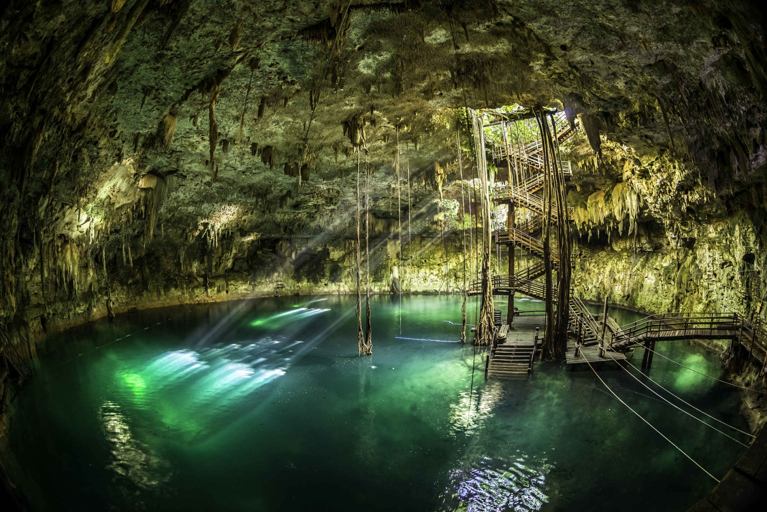 Ek Balam & Cenote Maya: Full-Day Tour