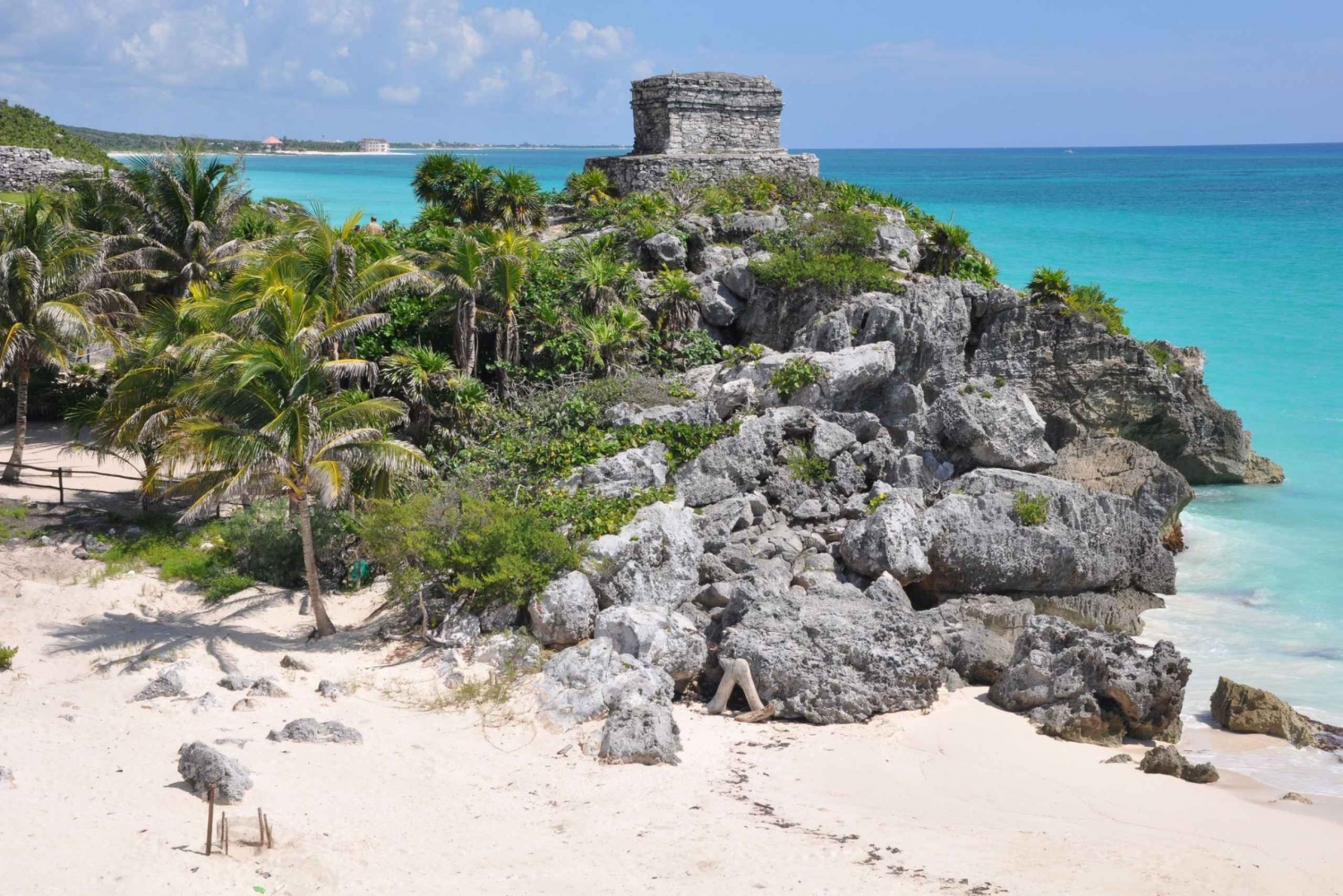 Full-Day: Skip-the-Line Guided Tour of Mayan Ruins of Tulum