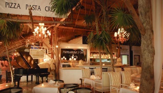 Mandarinas Café