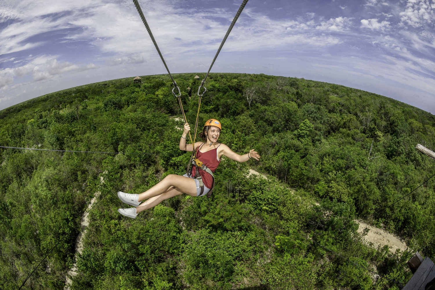 Mayan Jungle: 4-Hour Adventure Tour from Riviera Maya/Cancun