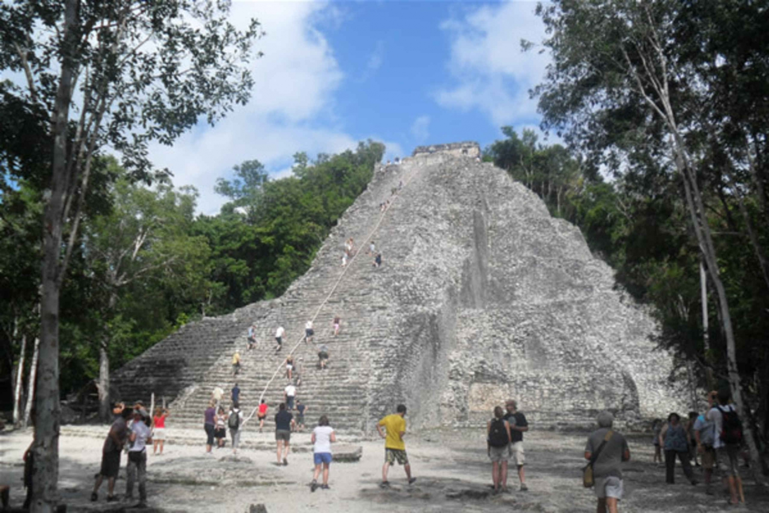 Mayan Ruins of Coba: Full-Day Tour