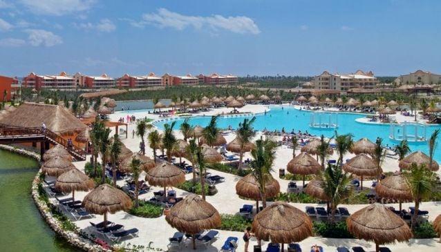 Palladium Resorts and Spa Riviera Maya