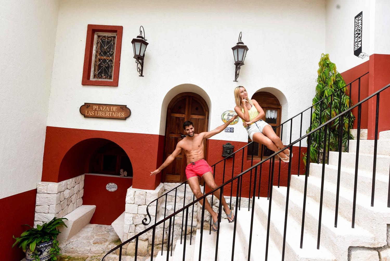 Playa del Carmen: Xenses Park Entry Ticket