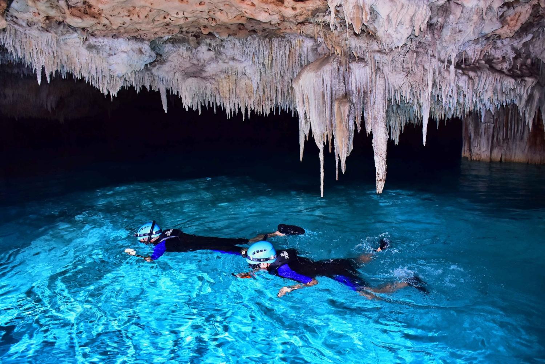 Rio Secreto Full-Day Cave Tour