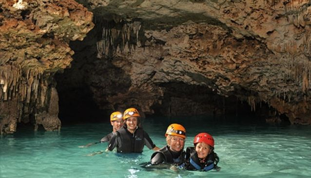 Rio Secreto Mexico Tours