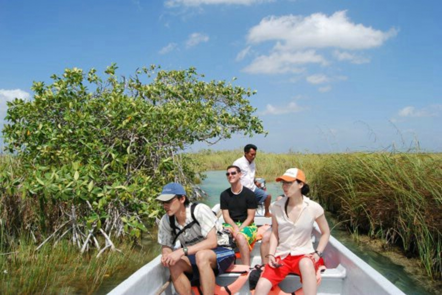 Riviera Maya Sian Ka'an Bisophere Reserve Full-Day Tour