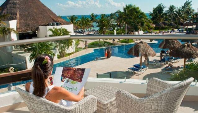 Sandos Caracol Riviera Maya