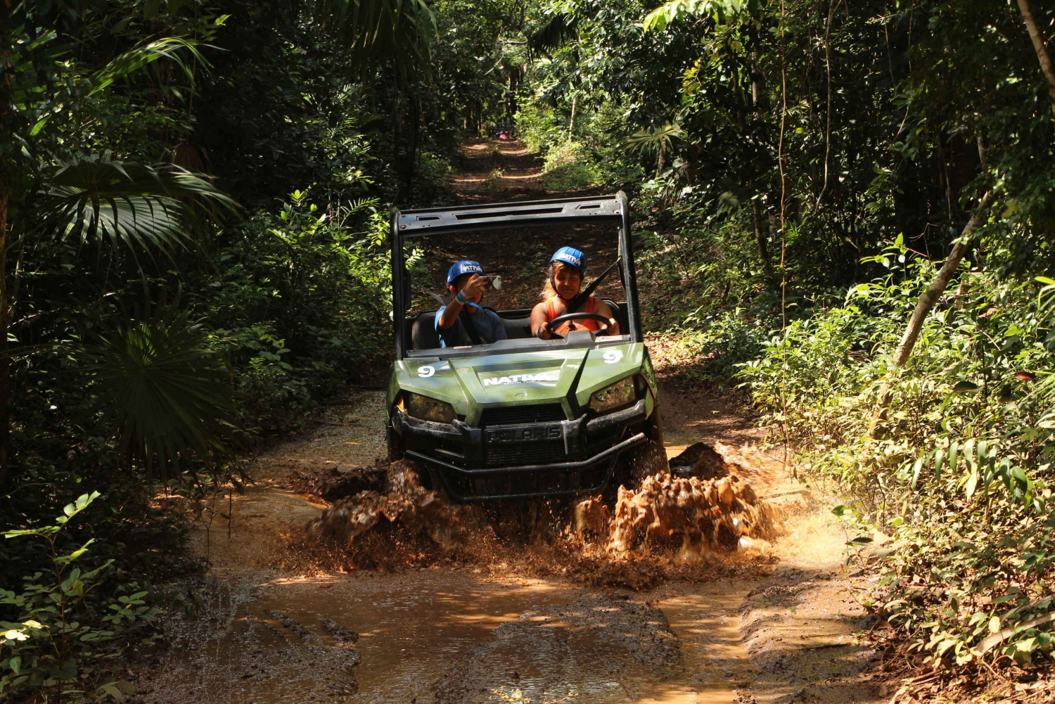 Solferino Jungle & Mayan Culture ATV Tour
