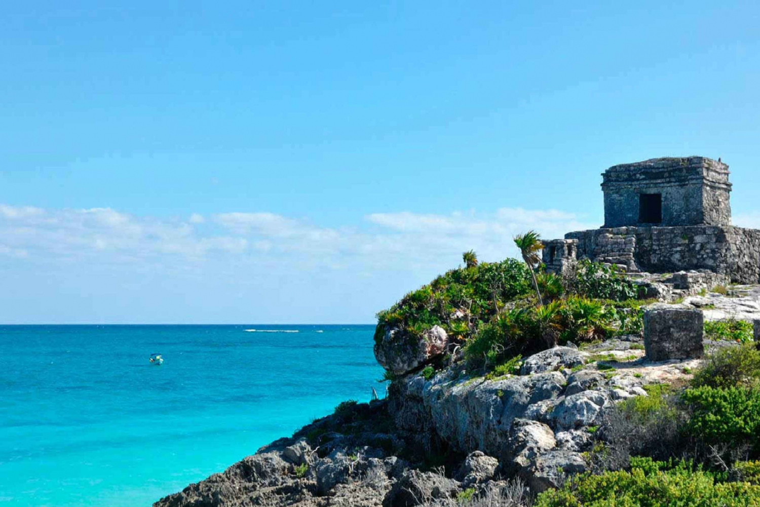 Tulum and Dos Ojos Cenotes: 5-Hour Guided Tour