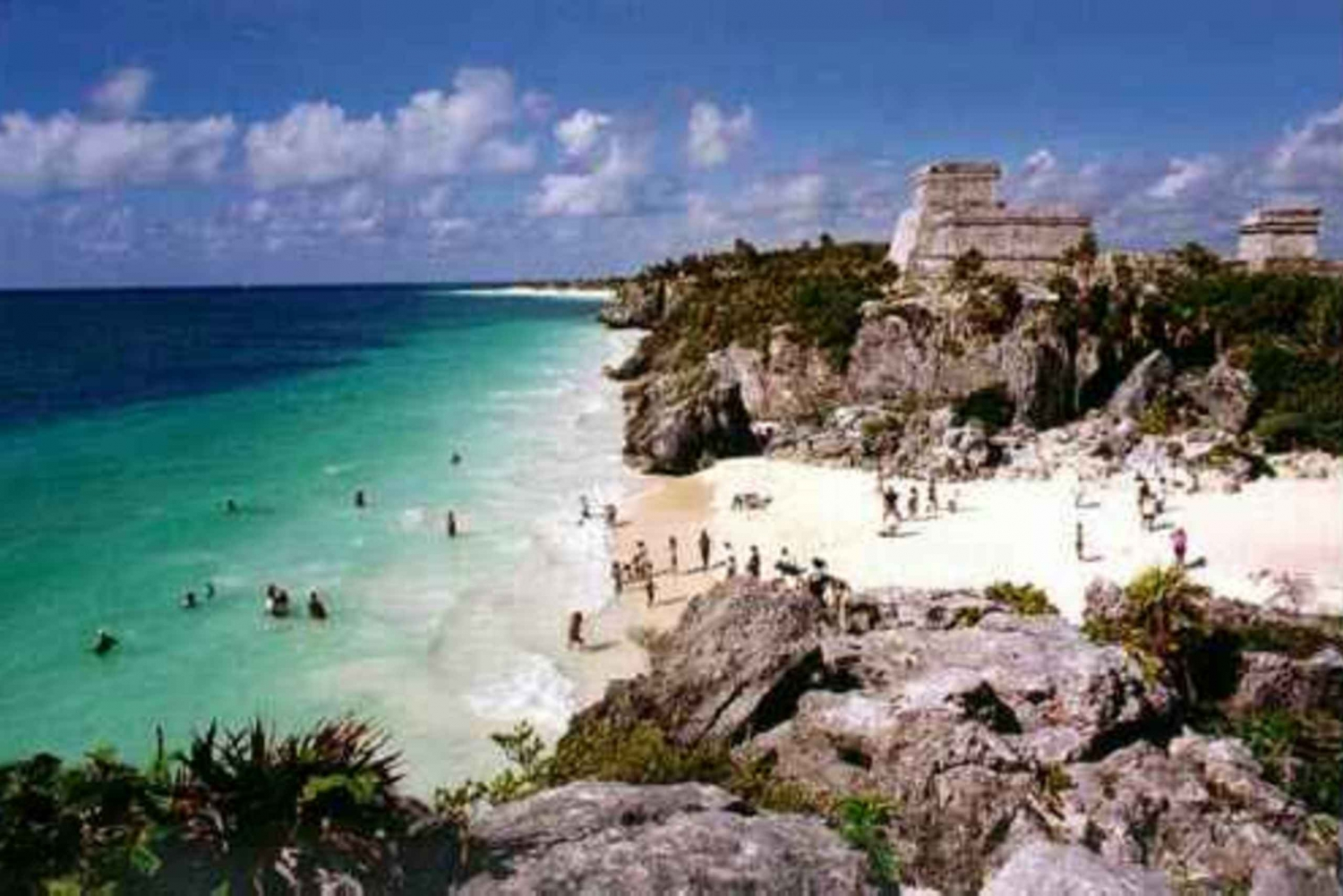 Tulum And Xel-Ha All-Inclusive Day Trip from Cancun