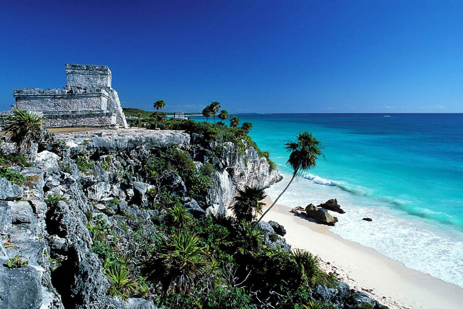 Tulum, Coba, & Cenote: Full-Day Tour