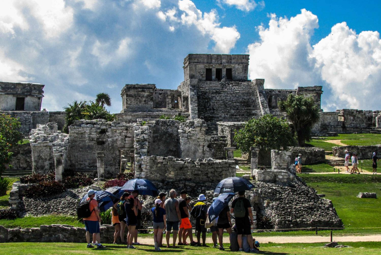 Tulum: Mayan Culture & Cenote Half-Day Excursion