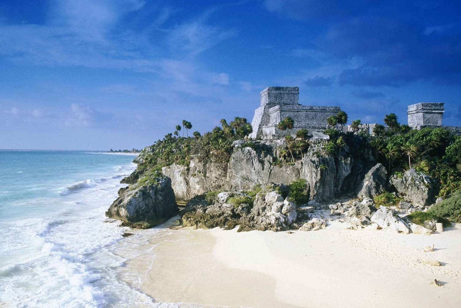 Tulum Ruins Half-Day Afternoon Tour