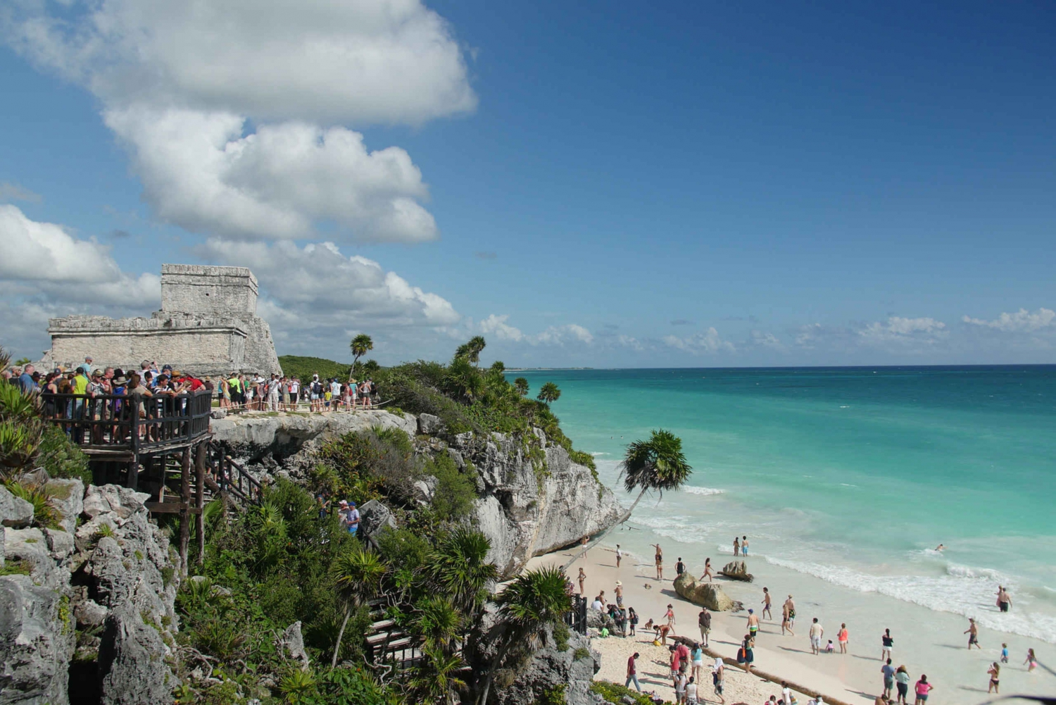 Tulum: Tour from Cancun & Riviera Maya