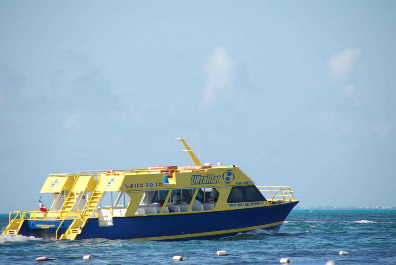 Ultramar Ferry Ticket Isla Mujeres