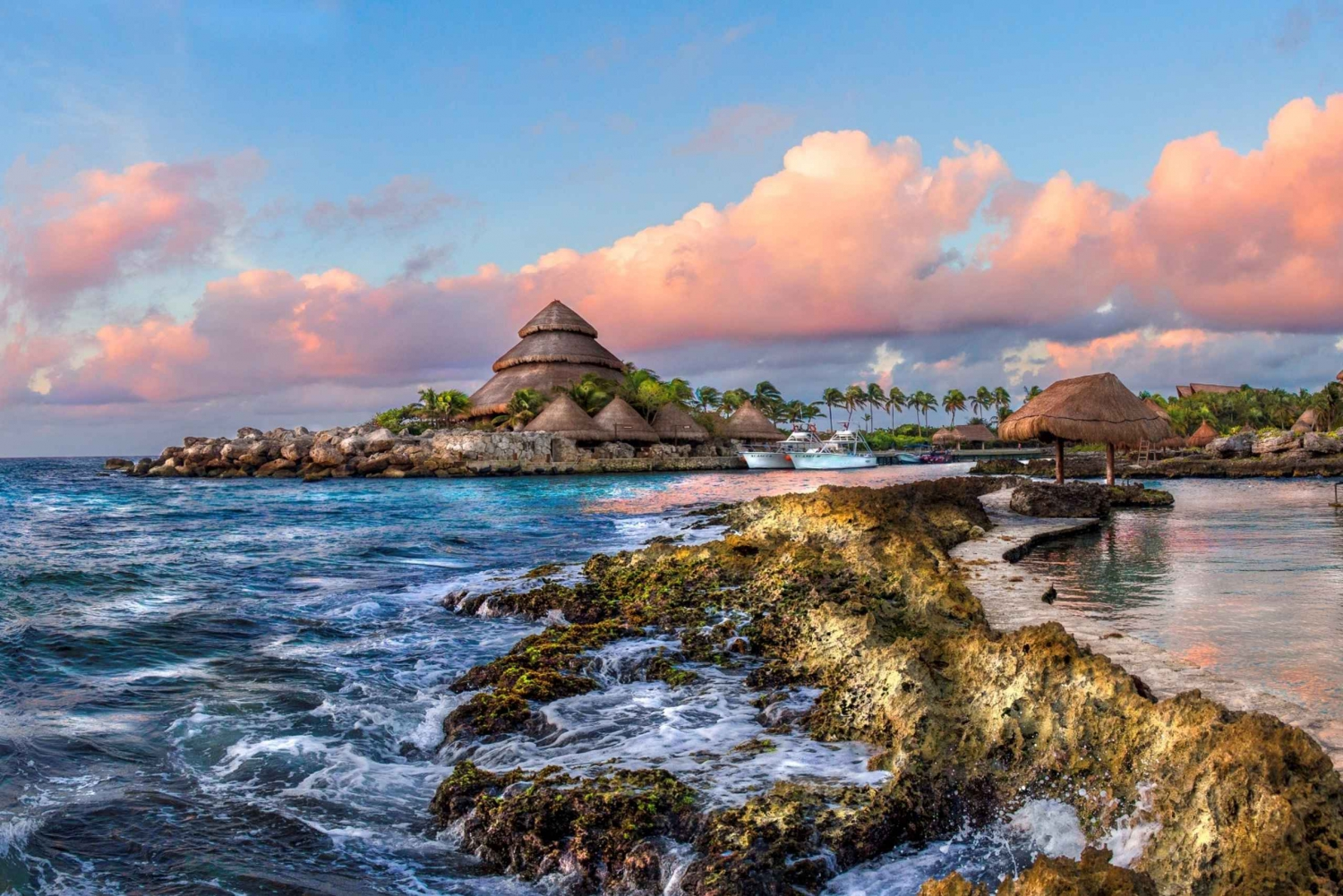 Xcaret Eco-Waterpark: Full-Day Excursion