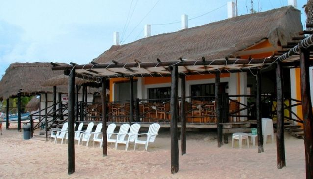 Xpu Ha La Playa Restaurant and Beach Club