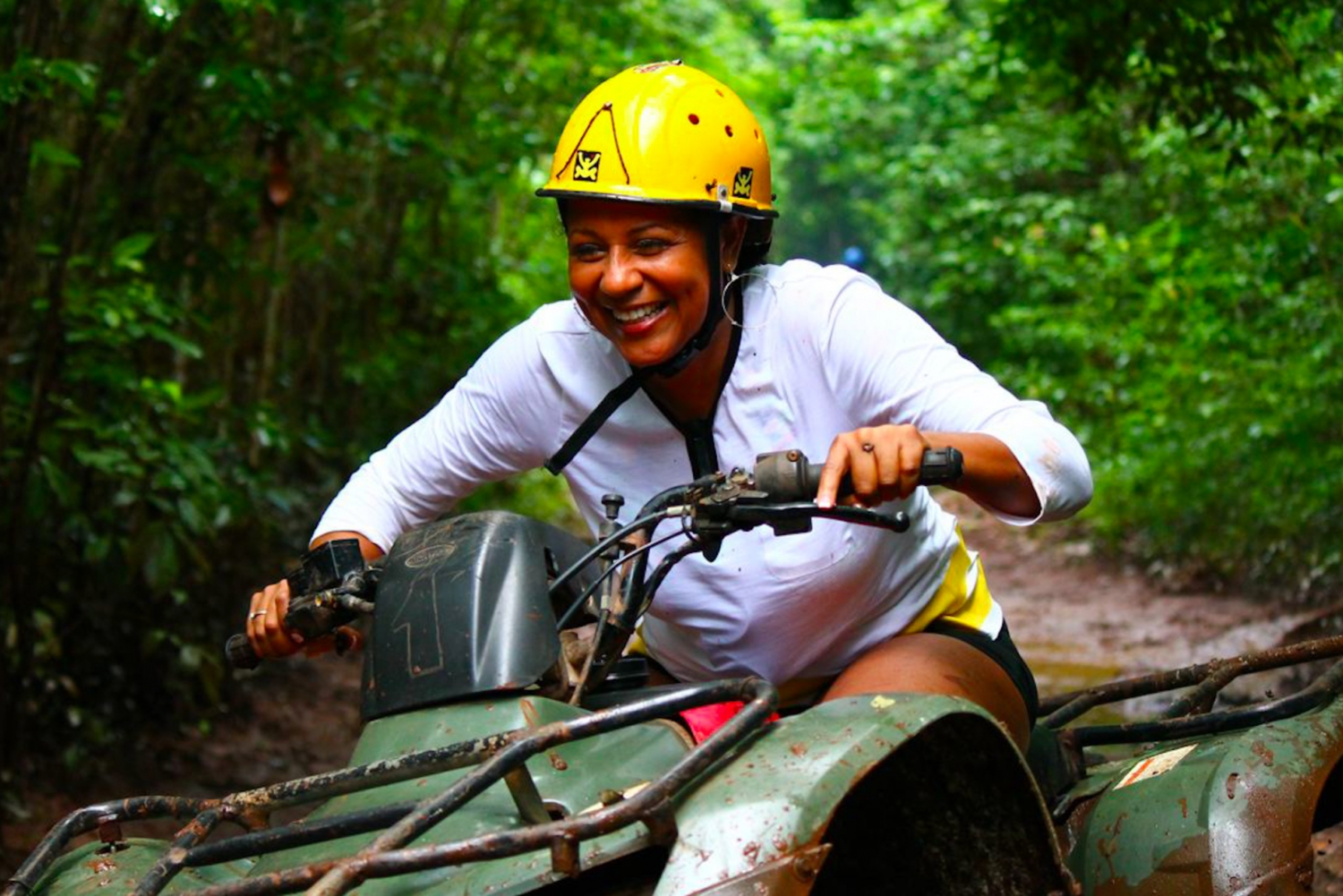 Zip-Line and ATV Combo Tour