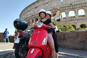 125cc Vespa Rental (12 Hours-1 Week)