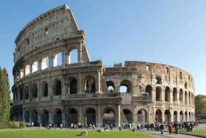 3.5-Hour Colosseum and Ancient Rome Walking Tour