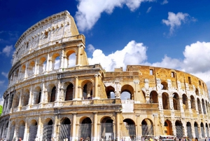 3-Hour Colosseum and Ancient Rome Private Tour
