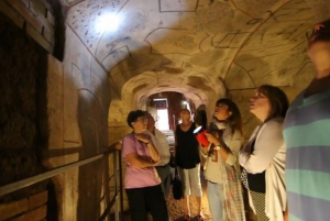 Catacombs and Capuchin Crypt Tour