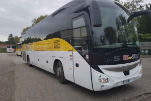Ciampino Airport: Bus to/from Rome City Center Termini