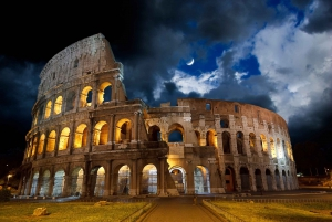 Colosseum Underground and Arena Tour by Night