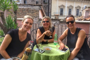 Hen Party & Bachelorette Wine & Food Tour of Rome