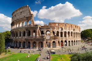 Imperial Coliseum, Roman Forum and Palatine Hill Tour