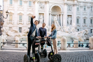 Rome City 3.5-Hour Segway Tour