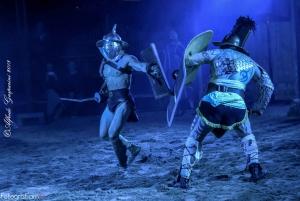 Rome Gladiator Show