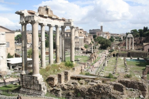 Rome in a Day: Colosseum, Squares, Fountains, and Vatican