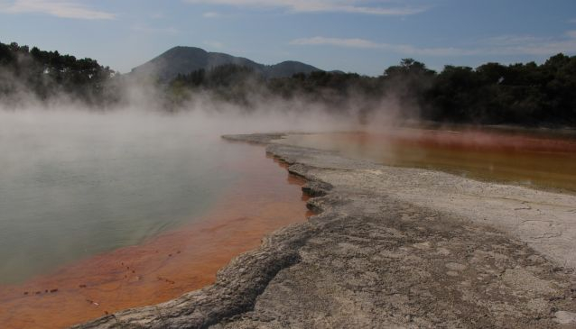 Rotorua is Turning Up The Heat