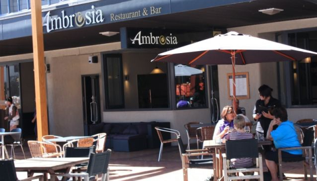 Ambrosia Restaurant and Bar