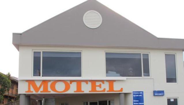 Baycourt Lakefront Motel Taupo