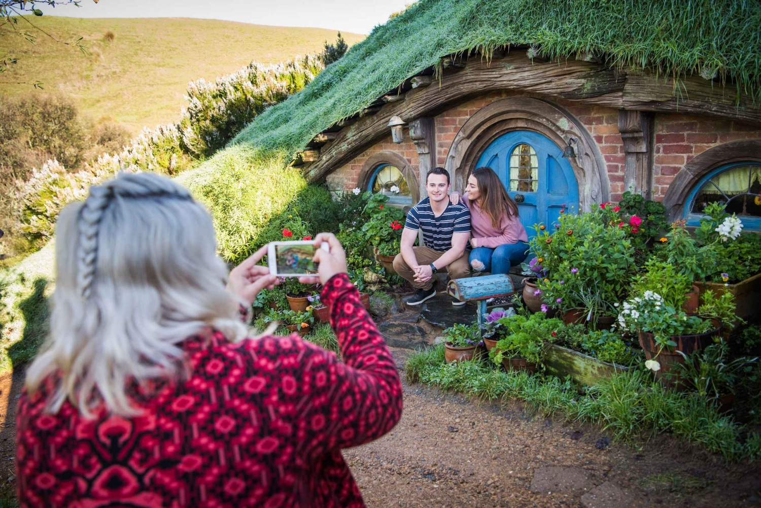 From Hobbiton Movie Set Guided Tour