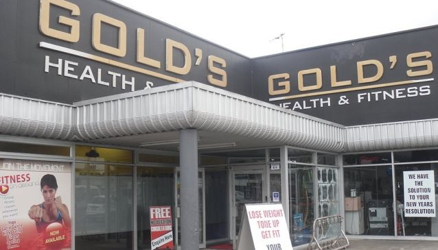 Gold's Health and Fitness