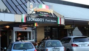 Leonardo's Pure Italian