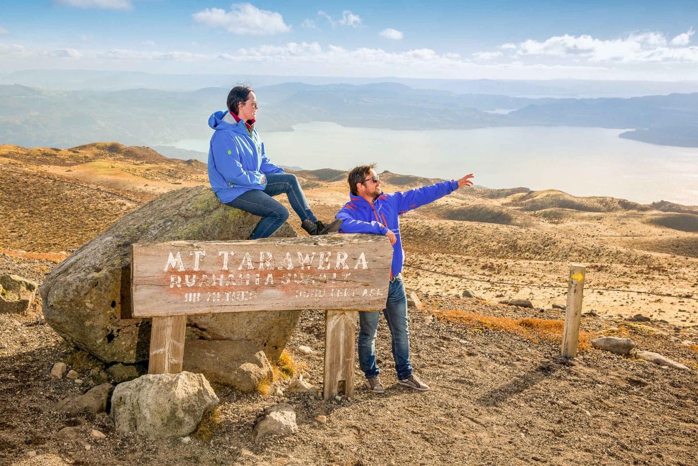 Mount Tarawera Volcanic Crater Half-Day Guided Walk
