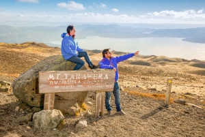 Mount Tarawera Volcanic Crater Half-Day Guided Walk