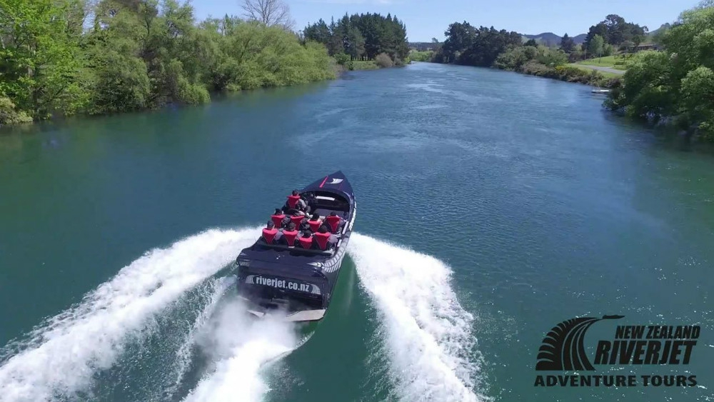 New Zealand Riverjet