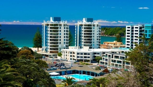 Oceanside Resort & Twin Towers Tauranga