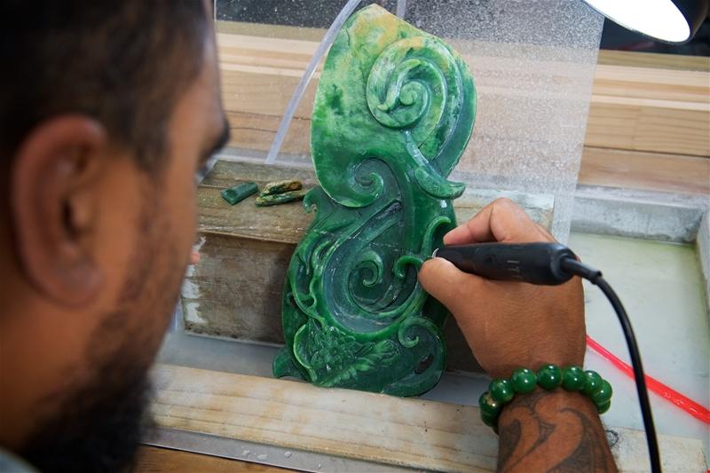 Puawai Jade