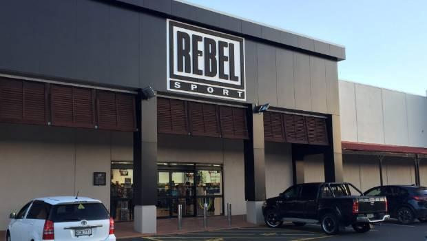 Rebel Sport Rotorua